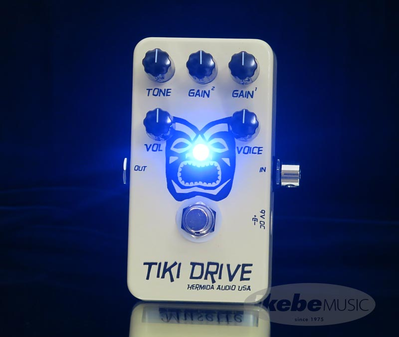 Hermida Audio TechnologyTIKI DRIVE【あす楽対応】