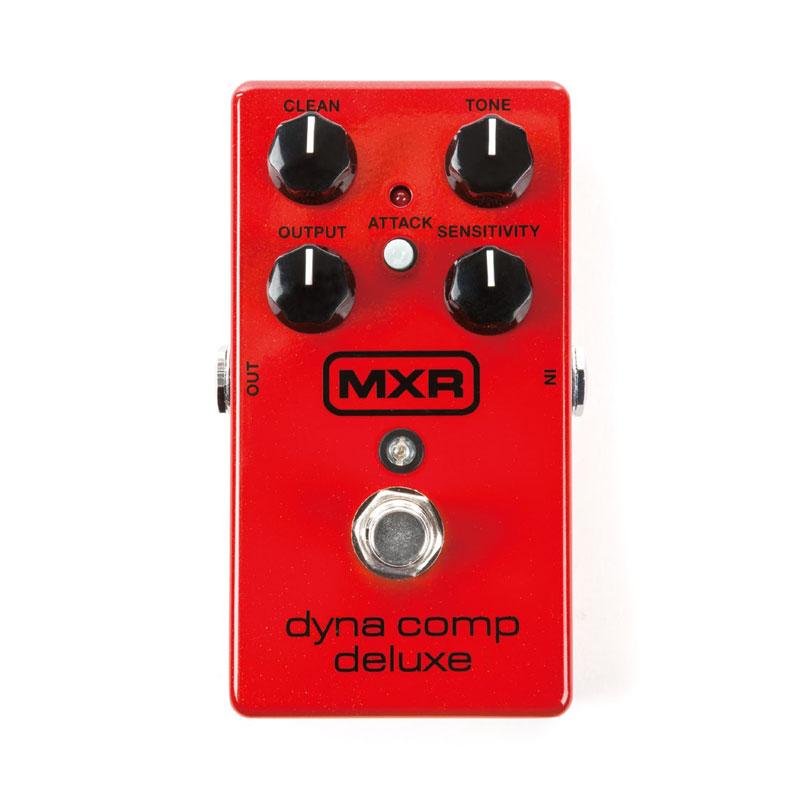 MXR M228 Dyna Comp Deluxe 【あす楽対応】【9Vアダプタープレゼント】