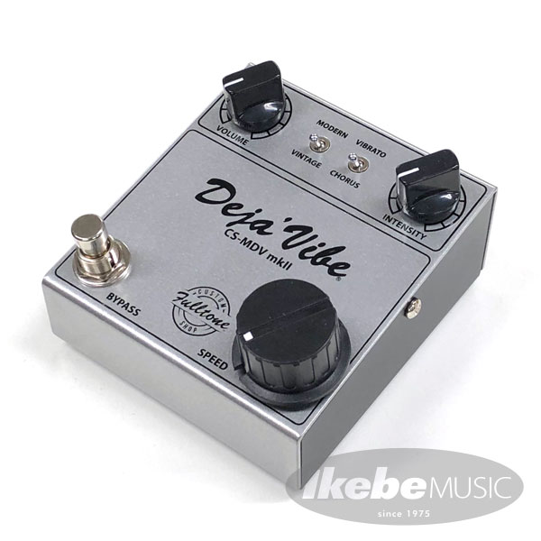 Fulltone 《フルトーン》 Custom Shop Mini DejaVibe MKII [CS-MDV-mkII] 【あす楽対応】