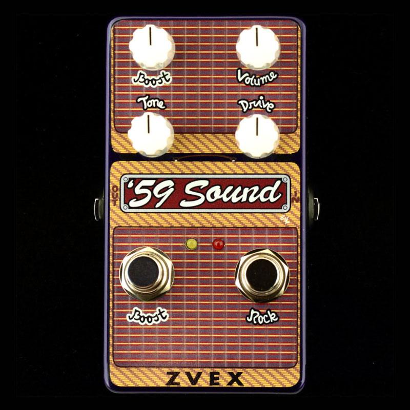 Z-VEX 《ジーヴェックス》Vertical '59 Sound 【あす楽対応】