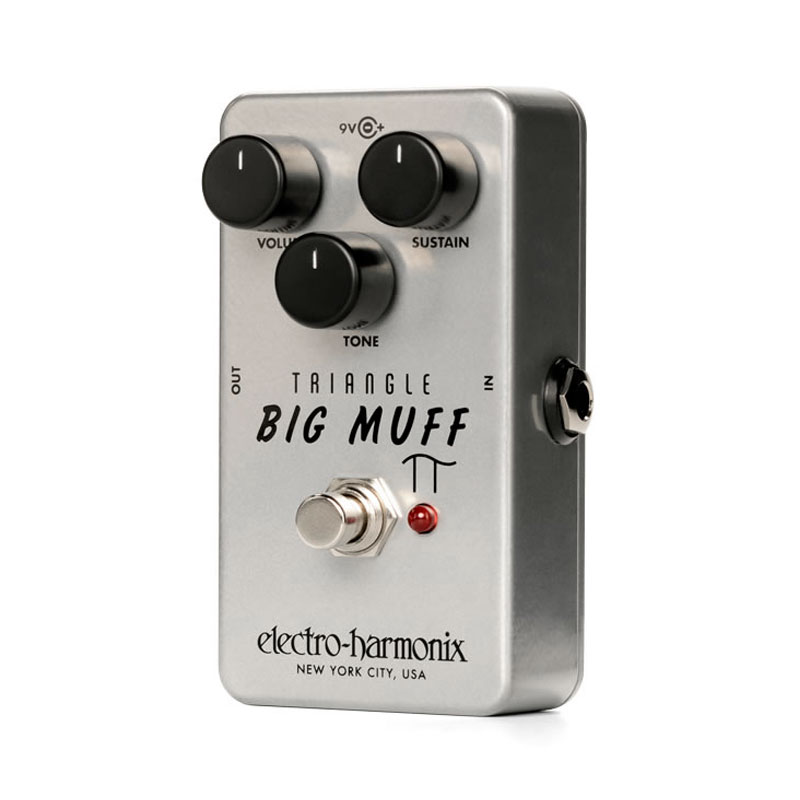 Electro Harmonix 《エレクトロ・ハーモニクス》 Triangle Big Muff Pi 【あす楽対応】