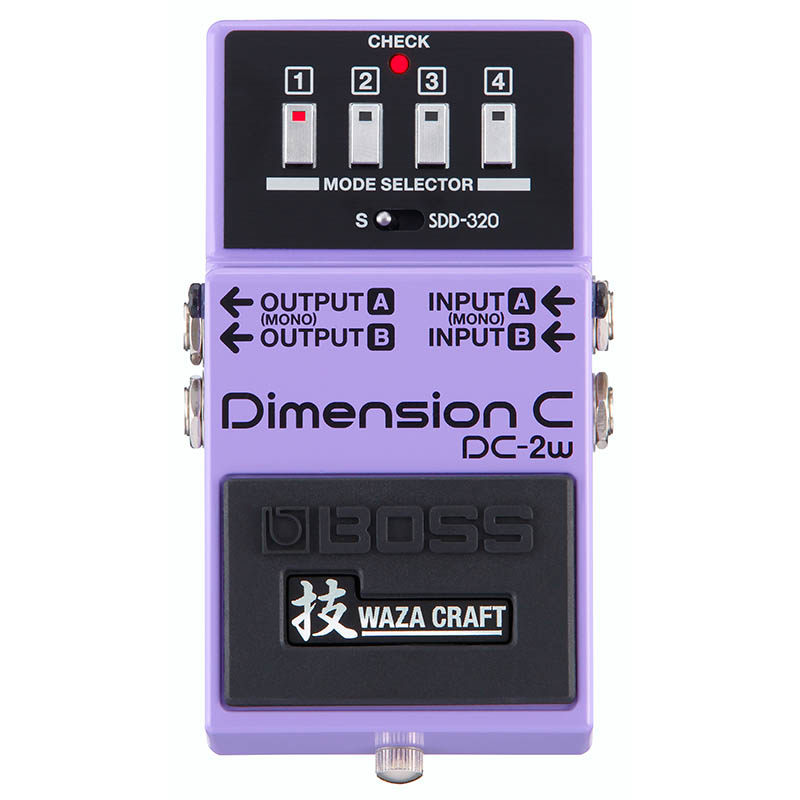 BOSSDC-2W [MADE IN JAPAN][Dimension 技 Waza Craft Series Special Edition] 【期間限定★送料無料】 【IKEBE×BOSSオリジナルデザイン缶クージープレゼント】【納期未定】