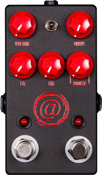 JHS PedalsThe AT+ Inverted Color [Andy Timmons Signature Channel Drive] 【あす楽対応】