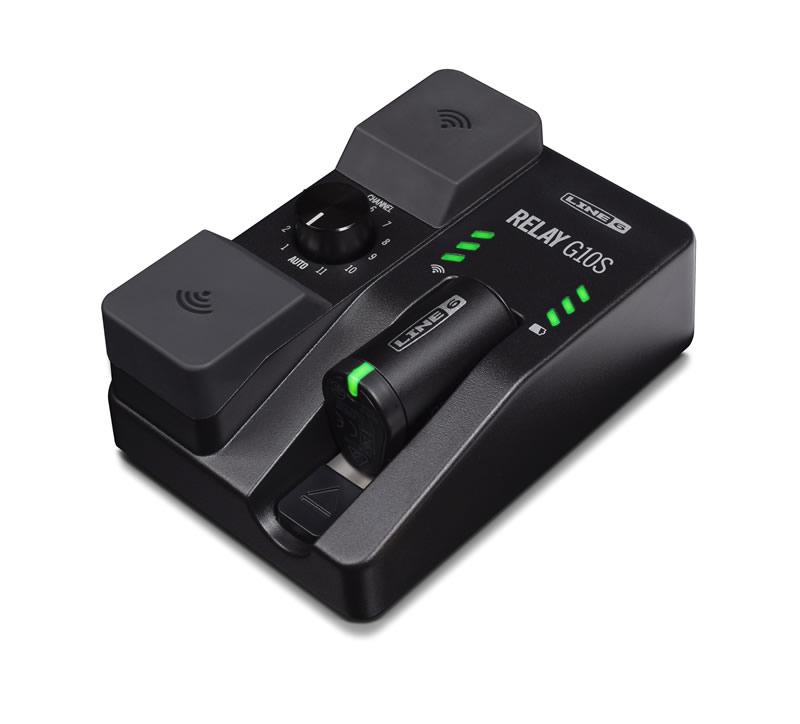 Line6 《ライン6》Relay G10S [Wireless System] 【入荷】【あす楽対応】【oskpu】