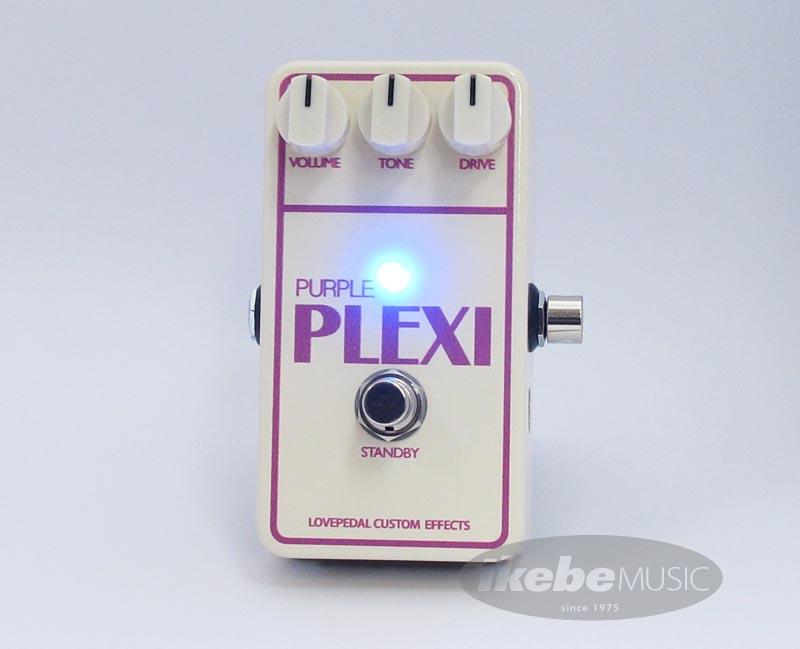 Lovepedal 《ラブペダル》Purple Plexi SE【あす楽対応】