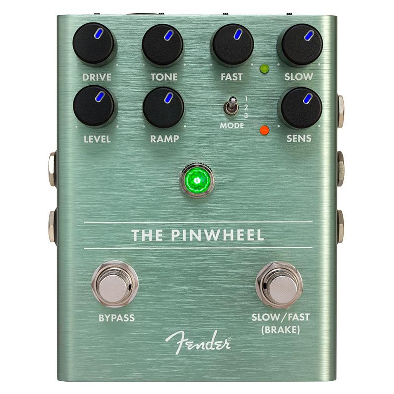Fender《フェンダー》 The Pinwheel Rotary Speaker Emulator【あす楽対応】【oskpu】