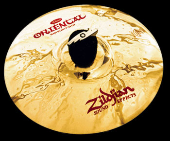Zildjian/FX 《ジルジャン》 Oriental Trash Splash 9