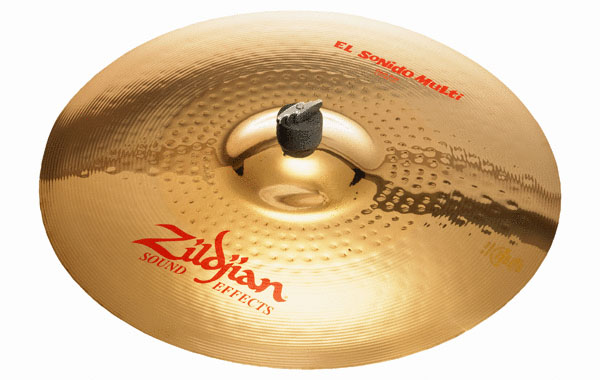 Zildjian/FX 《ジルジャン》 El Sonido Multi Crash Ride 17