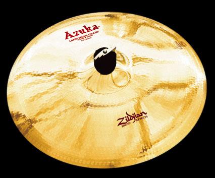 Zildjian/FX 《ジルジャン》 Azuka Latin Multi-Crash Hand&Stick 15