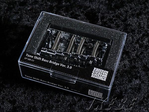 Freedom Custom Guitar Research 《フリーダム》Tone Shift Bass Bridge Ver.3 [SP-BB-03]【PB】