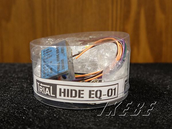 TRIAL 《トライアル》 HIDE EQ-01 [2Band EQ]【サウンドメッセ2015】