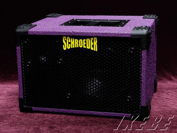 SCHROEDER 《シュローダー》 The Mini 8+LIGHT (Purple Haze)[8Ω/400W]