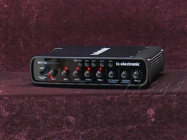 tc electronic 《tcエレクトロニック》RH750 [750W]【あす楽対応】