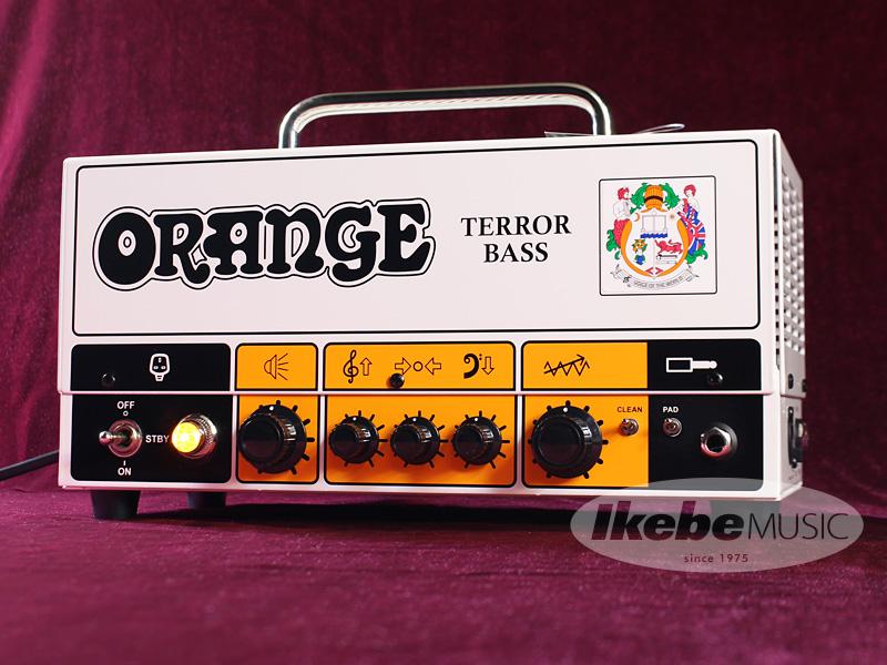 1台限りのお買い得特価品 日時指定 Orange 《オレンジ》TERROR <セール&特集> BASS あす楽対応 特価