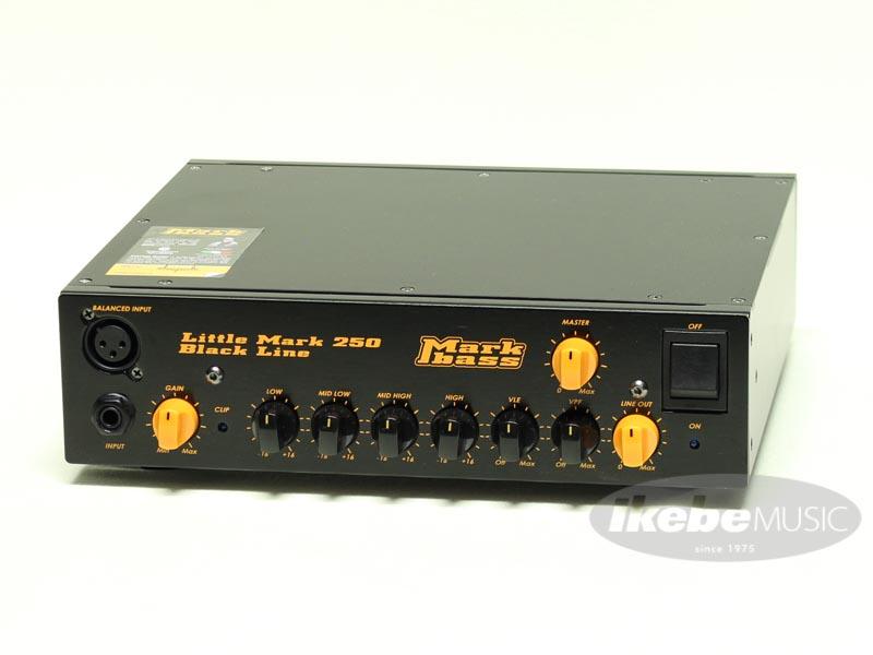 Mark Bass《マークベース》Little Mark 250 Black Line 【あす楽対応】【スペシャル タイムセール 2020】