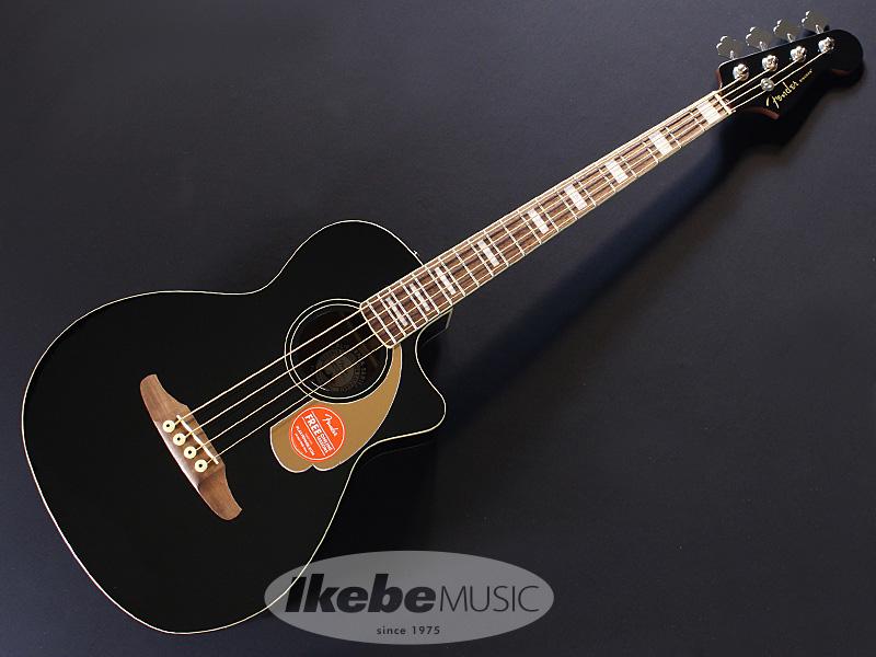 Fender Acoustics《フェンダー》 Kingman Bass (Black)【oskpu】