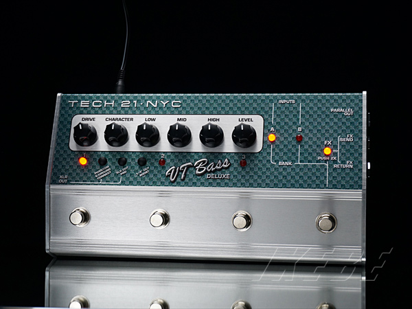 TECH21 《テック21》 VT Bass DELUXE【正規輸入品】