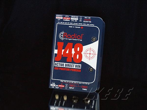 Radial 《ラディアル》J48