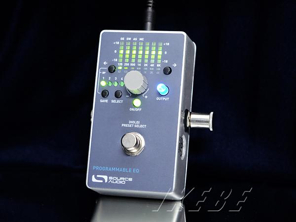 SOURCE AUDIO 《ソース・オーディオ》 [SA170] Programmable EQ