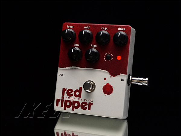 TECH21 《テック21》 red ripper【正規輸入品】