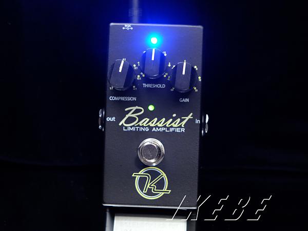 keeley 《キーリー》 Bassist Limiting Amplifier【今がチャンス!円高還元セール!】