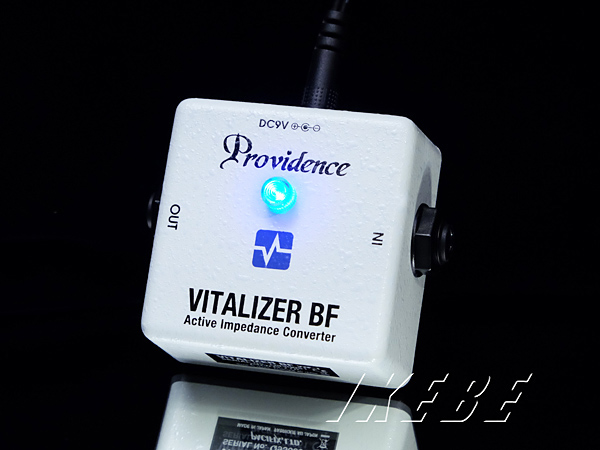 Providence《プロヴィデンス》 VZF-1 VITALIZER BF [Active Impedance Converter]
