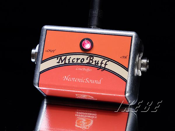 NeotenicSound《ネオテニック・サウンド》 Micro Buff [バッファー]