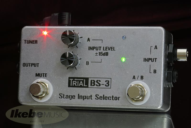 TRIAL《トライアル》BS-3 [Stage Input Selector]