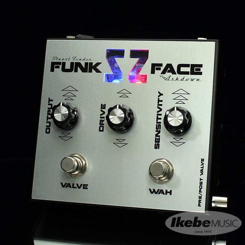 Ashdown《アッシュダウン》 SZ Funk Face 【あす楽対応】