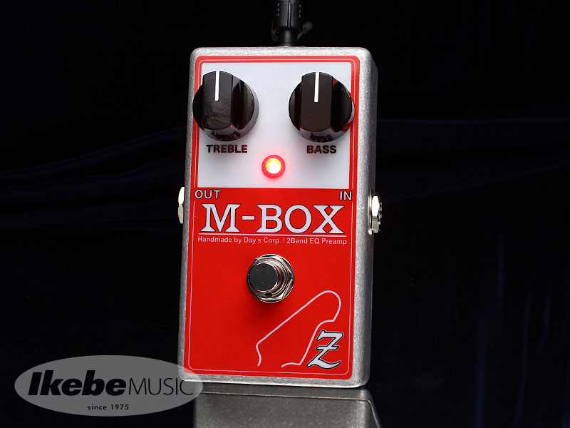 ATELIER Z《アトリエZ》 M-BOX [アウトボード・プリアンプ]【あす楽対応】