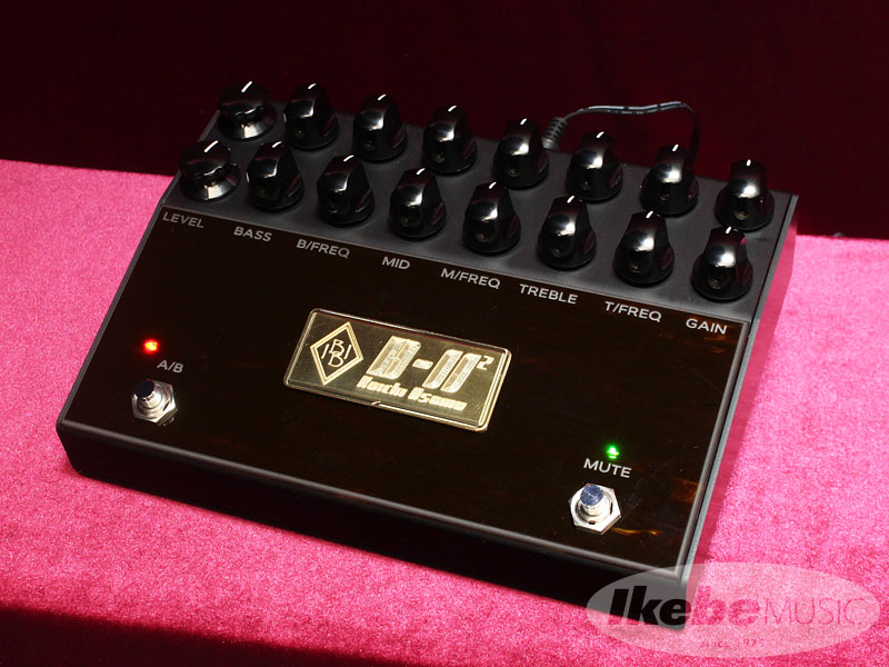 Inner Bamboo Bass Instruments《インナー・バンブー・ベース・インスツルメンツ》 B-II² Kouichi Osamu model 【あす楽対応】