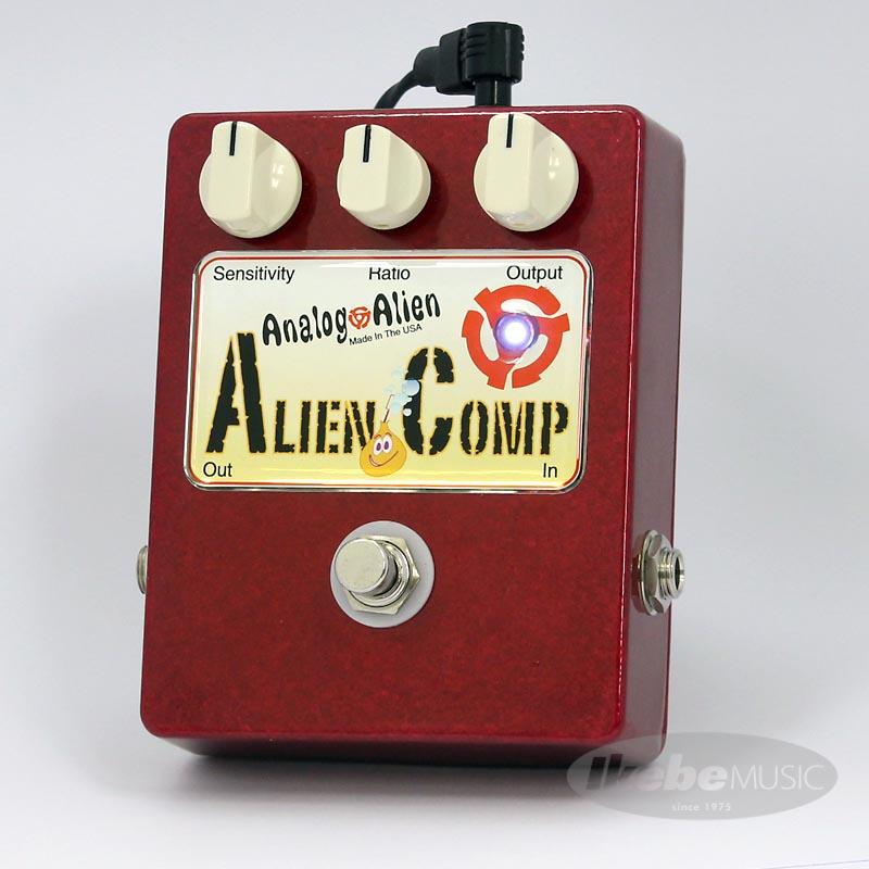 Analog Alien 《アナログ・エイリアン》Alien Comp 【あす楽対応】