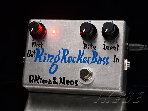Akima&Neos 《アキマ&ネオス》King Rocker Bass【あす楽対応】