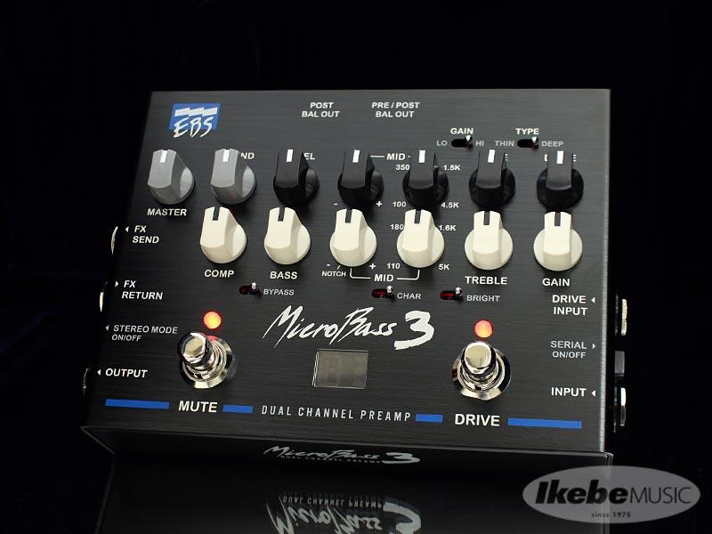EBS Micro Bass 3【あす楽対応】