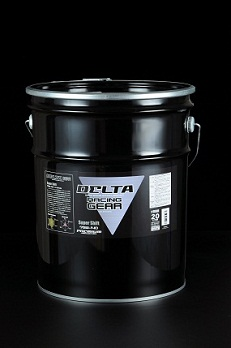 DELTA Racing齿轮油GEAR SuperShift 75W-140 100%化学合成油20L
