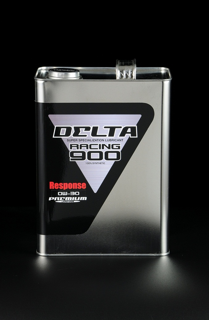 DELTA Racing engine oil 900 Response 0W-30 ester compound chemical 100% synthetic oil 4 l