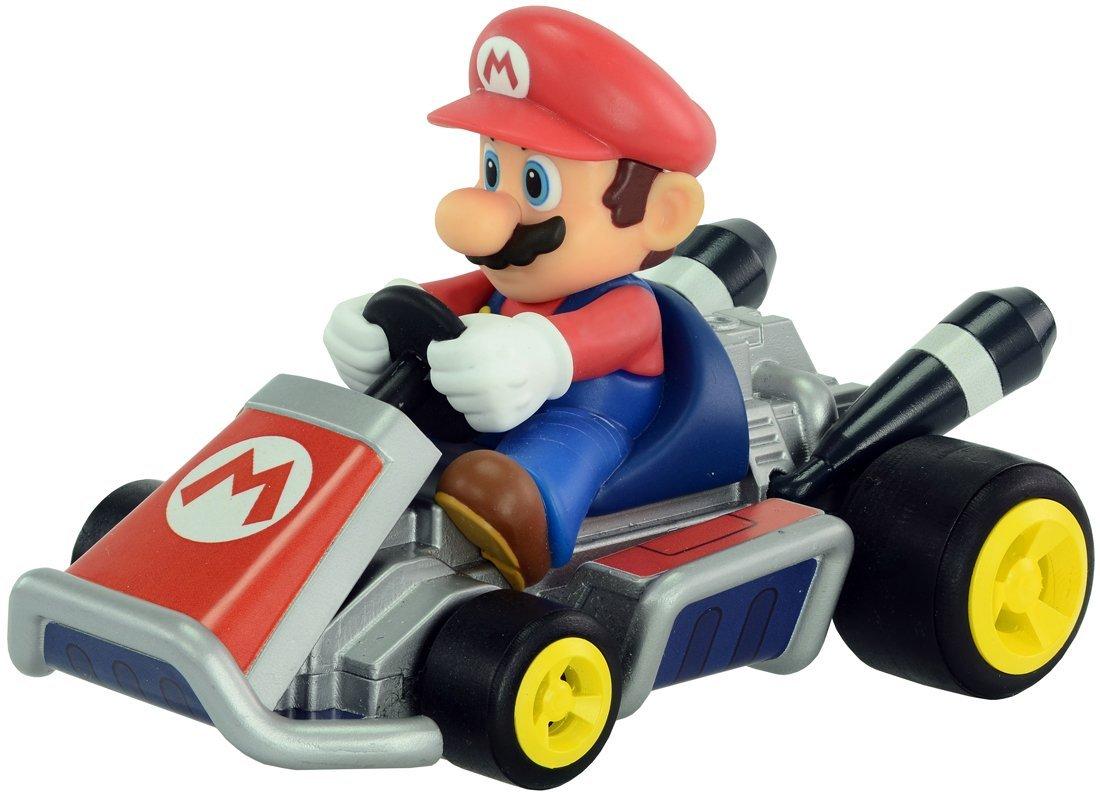 【送料無料】ドリフトスペックアールシー DS-01 マリオカート7 マリオ。最大10人でレース!