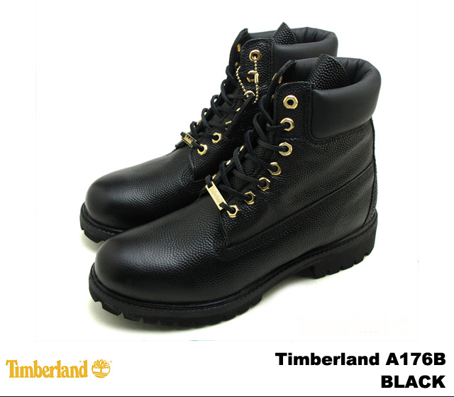 leather timberland