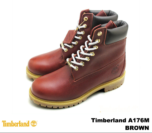 dd13ef6f148 ... Leather - Boots; -Timberland A176M6 ...