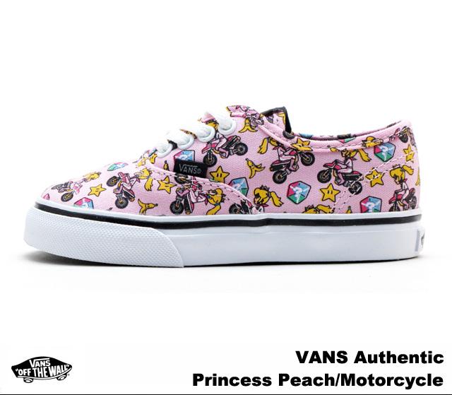 princess vans