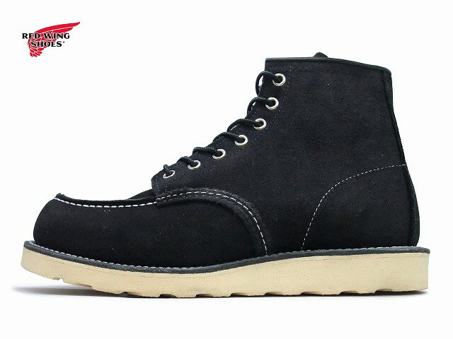 """Red Wing 8874 RED WING #8874 CLASSIC WORK 6 """"MOC-TOE Red Wing classical 6 inch MOC toe"""