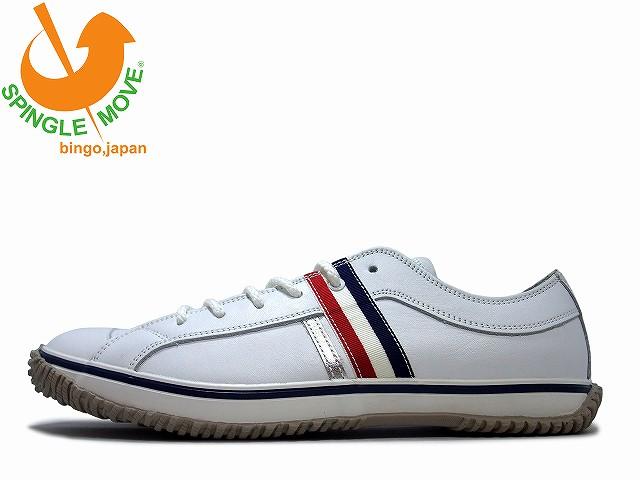 スピングルムーブ SPM-168 トリコロール SPINGLE MOVE Tricolor MADE IN JAPAN 日本製 メンズ レディース スニーカー