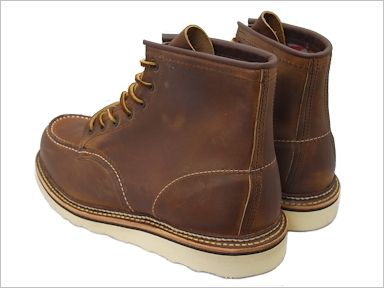 "Red Wing 1907 RED WING # 1907 CLASSIC WORK 6 ""LEGACY-MOC Red Wing classical 6-inch legacy mock"