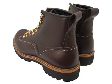 "RED WING 2933 6 ""LINEMAN/LUG-SOLE Red Wing 6 inch lineman boots and lug Saul"