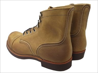 RED WING #8113 IRON RANGE Red Wing iron range boots