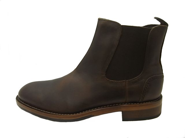 Wolverine Chelsea boots said Gore WOLVERINE CHELSER BOOT W05452 Brown /BROWN Horween Leather predator /HORWEEN PREDATOR LEATHER