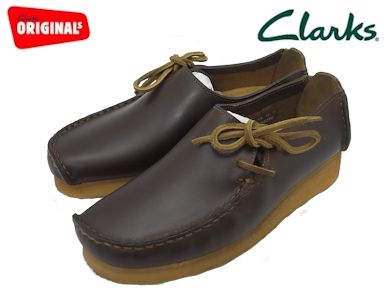 克拉克橄榄球女士斯坦鞋Clarks LUGGER 20352972 TAN UK规格