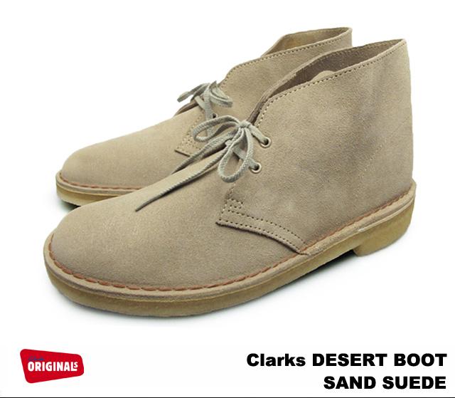 e0990e3cb1b Clarks / Clarks DESERT BOOT / desert boot SAND 31695