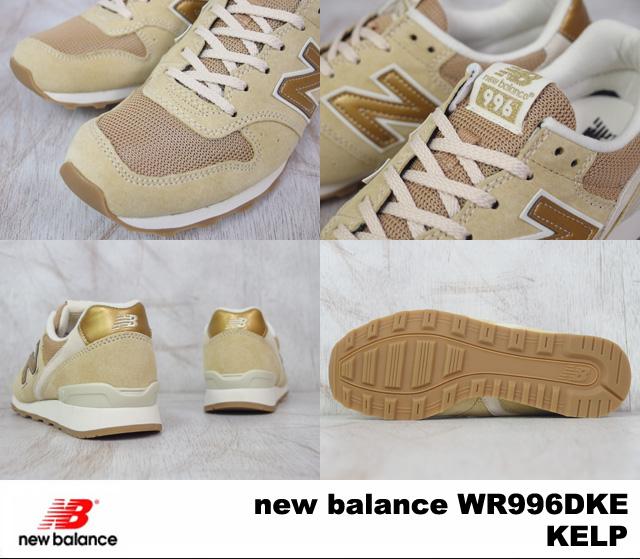新平衡996 kerupu new balance WR996 DKE newbalance WR996DKE KELP女士运动鞋