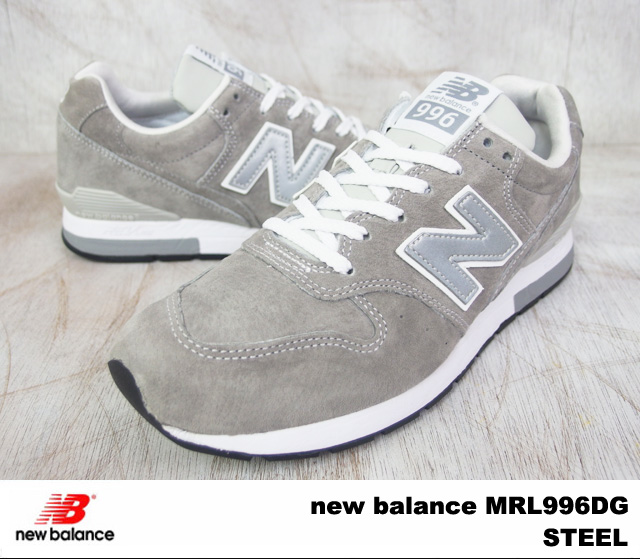 the best attitude 19eeb 091b4 new balance 996 grey mrl996dg,new balance 996 zalando